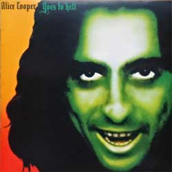ALICE COOPER ''Goes To Hell'' (1976 RI 2006 Russian press, golden CD, 4607173158048, mint/mint) (CD)
