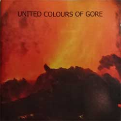 va UNITED COLOURS OF GORE (2003 Not Like Most RARE press, NLM001, ex/ex) (CD)