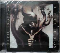CELTIC FROST ''To Mega Therion'' (1985 RI 2006 EU press, NMRCD015, new, sealed) (CD)