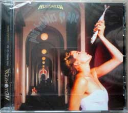 HELLOWEEN ''Pink Bubbles Go Ape'' (1991 RI 2006 EU press, expanded edition, 4 bonustacks, CMQCD1180, new, sealed) (CD)