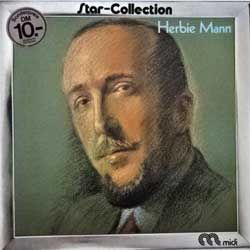 винил LP HERBIE MANN ''Star-Collection'' (1973 German press, laminated, MID 20 018 F, ex-/ex)