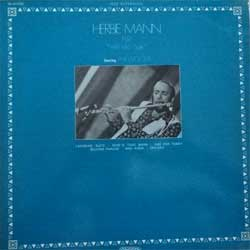 винил LP HERBIE MANN ''1957 (Yardbird Suite) Starring PHIL WOODS'' (1977 France press, laminated, 30 JA 5162, near mint/ex-)
