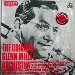 винил LP GLENN MILLER ORCHESTRA ''The Original Glenn Miller Orchestra (Success Series)'' (Holland press, 9279 575, ex-/ex)