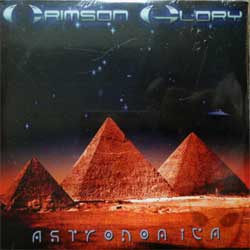CRIMSON GLORY ''Astronomica'' (1999 German RARE PROMO press, cardboard sleeve, 0072892RS, mint/mint, still sealed) (CD) (D)