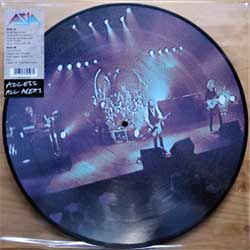 винил LP ASIA ''Access All Areas'' (picture-disc) (2015 UK press, limited edition 500 copies, DEMREC35, mint/mint, new)