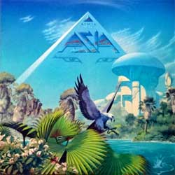 винил LP ASIA ''Alpha'' (1983 USA press, GHS 4008, vg+/ex)