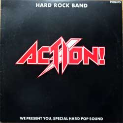 винил LP ACTION! ''Action! Kit'' (4-track 12'')  (1984 Japan press, 20PL-41, ex/ex-) (D)
