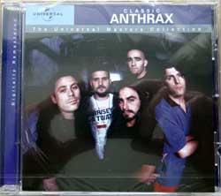 ANTHRAX ''Classic'' (2001 EU press, 586 324-2, new, sealed) (CD)