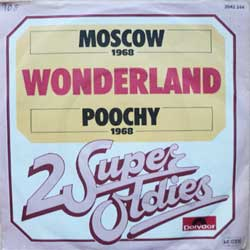 "винил LP WONDERLAND ""Moscow - Poochy"" (7""single) (1968 German press, ex/ex)"