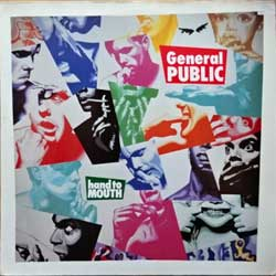 винил LP BEAT, SPECIALS (GENERAL PUBLIC) ''Hand To Mouth'' (1986 German press, innersleeve, 207 995, ex/ex)