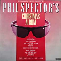 винил LP va PHIL SPECTOR's Christmas Album (1983 UK press, PSLP 2, near mint/ex-)