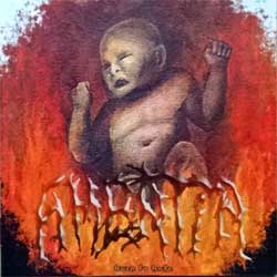 AMENTIA ''Burn To Hate'' (2007 Russian press, sfc07-007, mint/mint) (CD)