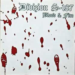 ASHEN LIGHT (DIVISION S-187) ''Blood & Fire'' (2006 Russian press, MHP 05-046, ex+/mint) (CD)
