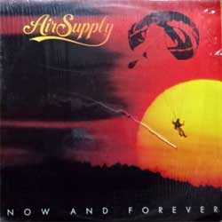 "винил LP AIR SUPPLY ""Now And Forever"" (1982 Canada press, innersleeve, AL8-8010, shrink wrap, ex-/vg+)"