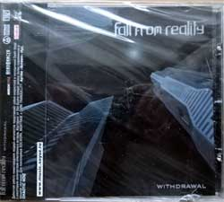 FALL FROM REALITY ''Withdrawal'' (2009 Russian press, obi, SZCD 6062-08, mint/mint, still sealed) (CD)