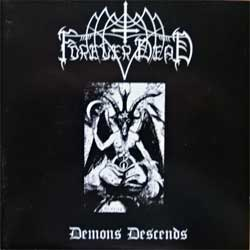 FOREVER DEAD/AMENTIA/FORMALINE/SERRANDO CODOS ''Demons Descends/Mind Degradation/Gore Conveyor/Inspeccion Meticulosa'' (2006 Russian press, COY 23-06, near mint/near mint) (CD)
