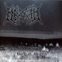 NABAATH ''Back Of Beyond'' (2007 Russian press, sfc07-013, mint/mint) (CD)
