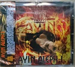 AYIN ALEPH ''Ayin Aleph I'' (2006 RI 2008 Russian press, obi, MARCD-18-08, mint/mint, still sealed) (CD)