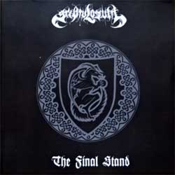 GRANULOSUM ''The Final Stand'' (2000/2001 RI 2004 Russian press, silence 22, near mint/near mint) (CD)