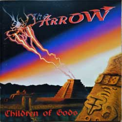 ARROW ''Children Of Gods'' (2001 Russian press, IROND CD 01-120, ex/ex) (CD) (D)