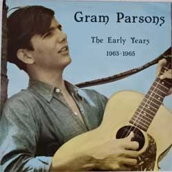 винил LP BYRDS (GRAM PARSONS) ''The Early Years 1963-1965'' (1979 USA press, booklette, SRS-8702, ex+/ex-/mint)