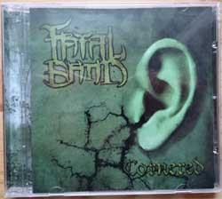 FATAL BAND ''Cornered'' (2010 Russian press, mint/mint, still sealed) (CD)