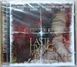 MISANTHROPE COUNT MERCYFUL ''Last Living Man'' (2008 Russian press, MYST CD 344, mint/mint, still sealed) (CD)
