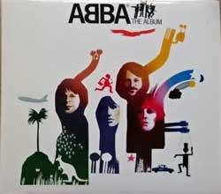 ABBA ''The Album'' (1977 RI 2001 German press, limited edition, bonustrack, 549 962-2, matrix 07314 549 954-2 03+51131826 made in Germany by Universal M&L, mint/near mint) (digipak) (CD) (D)
