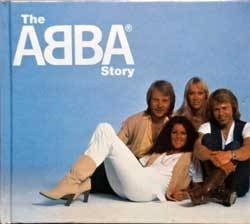 ABBA ''The ABBA Story'' (2004 German press, limited edition, 0602498664544, matrix 4xUniversal(logo) 06024 986 645-3 -1*51484206 made in Germany by Universal M&L, vg+/ex+) (digibook) (CD)