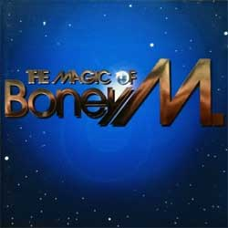 BONEY M ''The Magic Of Boney M'' (2006 EU press, golden foil stamping, 2 bonustracks, 82876893042, matrix Sony Music S0110747421-0101 24 A3, vg+/ex+) (CD)