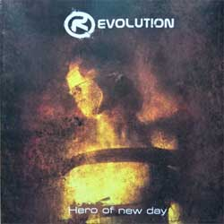 REVOLUTION ''Hero Of New Day'' (2008 Russian RARE press, HDH-215, mint/mint) (CD)