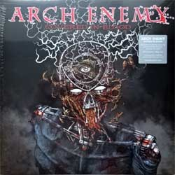 винил LP ARCH ENEMY ''Covered In Blood'' (2LP-gatefold) (2019 EU press, heavy 180 gr vinyl, original sticker, 19075907791, new, sealed)