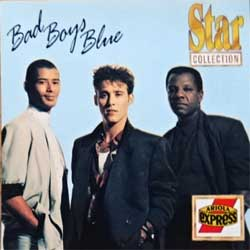BAD BOYS BLUE ''Star Collection - You're A Woman'' (1991 German press, 290 566, matrix SONOPRESS 290 566 A, vg+/mint) (CD)