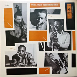 винил LP ART BLAKEY & THE JAZZ MESSENGERS ''The Jazz Messengers'' (1956 RI 1999 USA press, 6-eye labels, heavy 180 gr vinyl, CL 897, ex/near mint) (D)