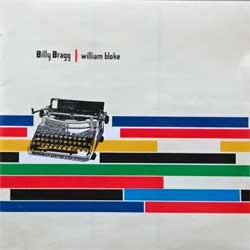 BILLY BRAGG ''William Bloke'' (1996 UK press, COOK CD 100, matrix C2421 COOKCD 100:I:2 MASTERED BY NIMBUS, vg+/ex+) (CD)