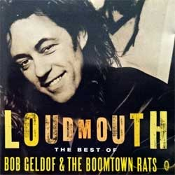 BOOMTOWN RATS & BOB GELDOF ''Loudmouth: The Best Of Bob Geldof & The Boomtown Rats'' (1994 German press, 522 283-2, matrix PMDC, ex-/ex+) (CD)