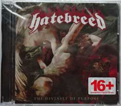 HATEBREED ''The Divinity Of Purpose'' (2013 Soyuz press, new, sealed) (CD)
