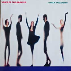 винил LP VOICE OF THE BEEHIVE ''I Walk The Earth'' (3-track 12'') (1988 German press, 886 268-1, ex/ex)