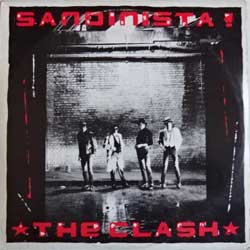 винил LP CLASH ''Sandinista'' (1980 Holland press, 66363, vg+/vg+)