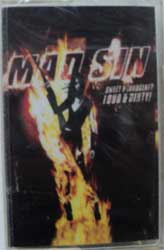 аудиокассета MAD SIN ''Sweet & Innocent? Loud & Dirty!'' (2004 Taiga Sounds press, sealed)(MC112)