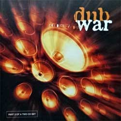 DUB WAR ''Cry Dignity CD2'' (4-track MCD) (1996 UK press. MOSH 163 CD, matrix C2493 MOSH 163 CD.1:2 mastered by Nimbus, vg+/mint) (CD)