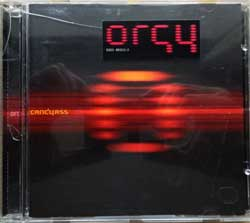 ORGY ''Candyass'' (1998 RI 1999 German press, original sticker, 9362-46923-2, matrix 936246923-2.2 07/99, mint/mint) (CD)