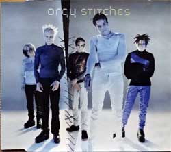 ORGY ''Stitches'' (4-track MCD) (1999 German RARE PROMO press, PR 01538, matrix PR01538, ex-/mint) (CD)