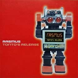 RASMUS ''Tonto's Release'' (1998 UK press, BLSD22, matrix BLSD22 CD Systems UK 16968, mint/mint) (CD)