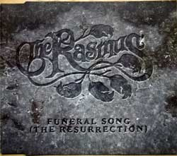 RASMUS ''Funeral Song (The Resurrection)'' (3-track MCD) (2004 German press, 981 646-9, matrix Universal M&L 06024 981 646-9 01#51471781, ex-/ex) (CD)
