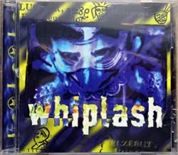 WHIPLASH ''Whiplash'' (1996 Australian RARE press, mint/mint, still sealed) (CD)