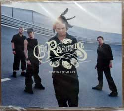 RASMUS ''First Day Of My Life'' (4-track MCD) (2003 EU press, 06024 9812446(8), mint/mint, still sealed)(CD)