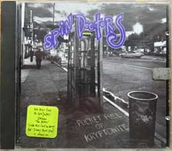 SPIN DOCTORS ''Pocket Full Of Kryptonite'' (1991 USA press, original sticker, ZK 47461, matrix 1A ZK47461 27 C2, ex-/mint) (CD)