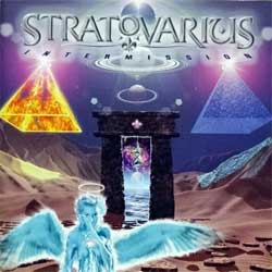 STRATOVARIUS ''Intermission'' (2001 German press, NB 586-2, matrix DOCdata Germany NB 0586-2, near mint/near mint) (CD)