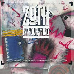 va ZOTH IN YOUR MIND (German press, ZOT CD 100, matrix CDZOT-100 13 A2 DADC Austria, vg+/mint) (CD)
